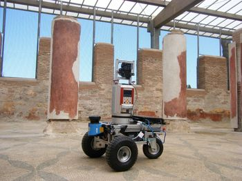 The Irma3D scanning robot